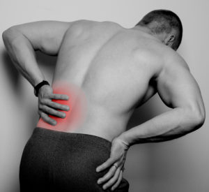 spinal contusion
