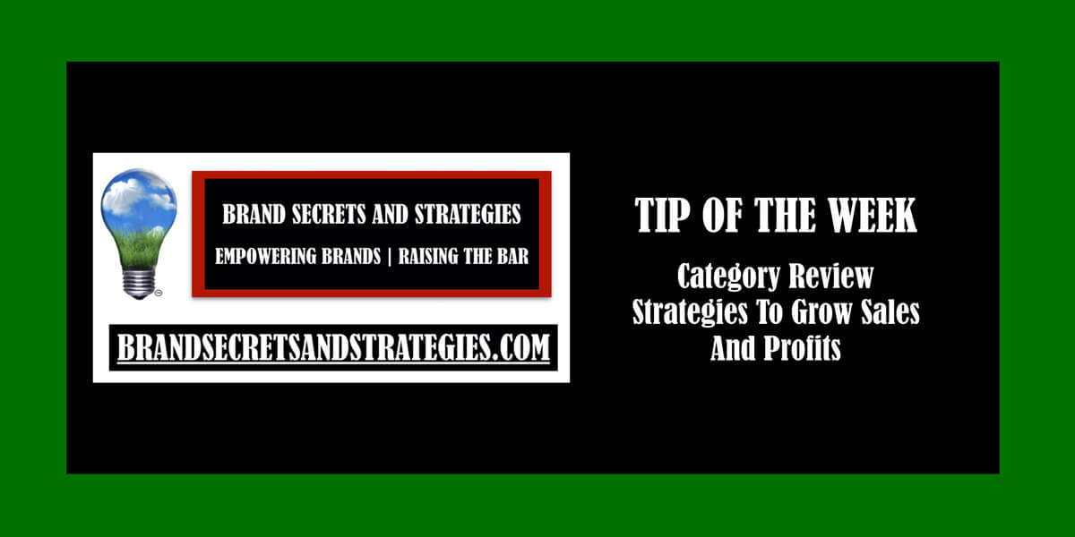 Category Review Strategies To Grow Sales And Profits