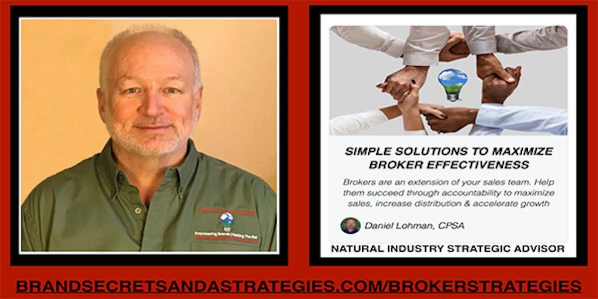 SIMPLE SOLUTIONS TO MAXIMIZE BROKER EFFECTIVENESS