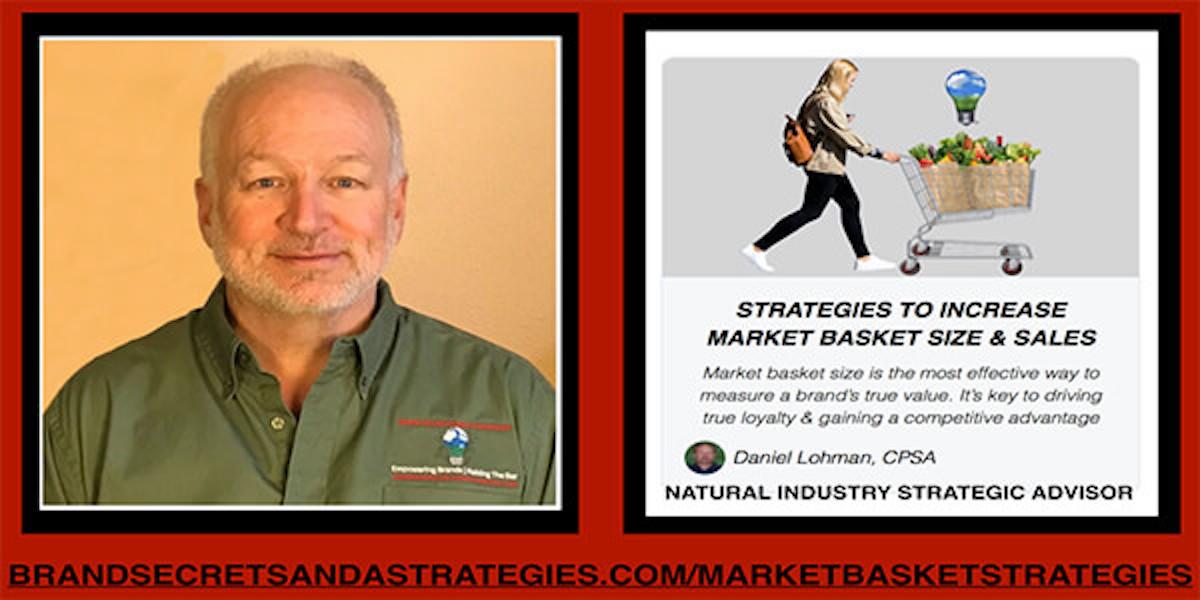 STRATEGIES TO INCREASE MARKET BASKET SIZE & SALES