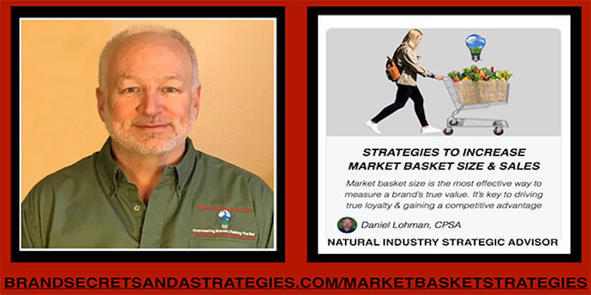 STRATEGIES TO INCREASE MARKET BASKET SIZE & SALES