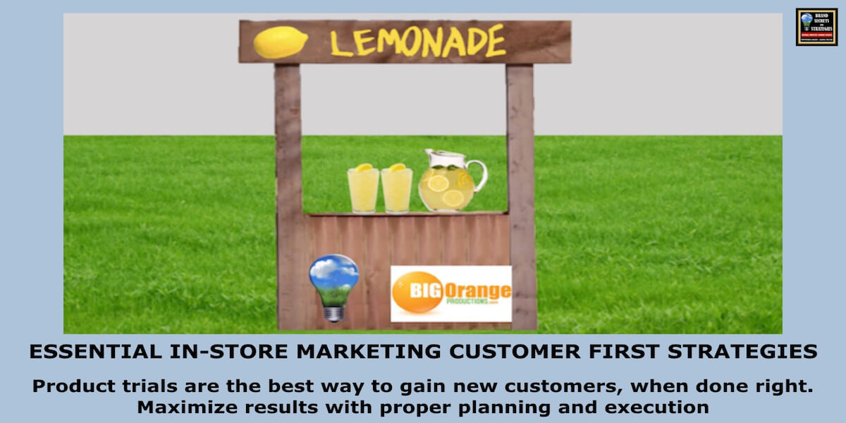 ESSENTIAL IN-STORE CUSTOMERS FIRST MARKETING STRATEGIES
