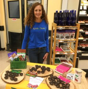 Hannaford Chocolate Demo @ Hannaford East Greenbush