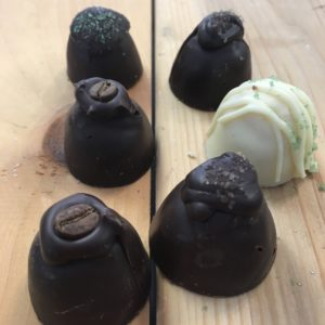 Tipsy Truffle Happy Hour @ Barkeater Chocolates Factory Store