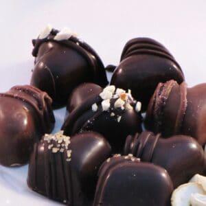 Couples Truffles @ Barkeater Chocolates