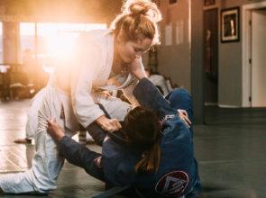 Women's Jiu Jitsu