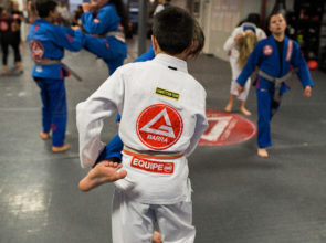 Teens Jiu Jitsu