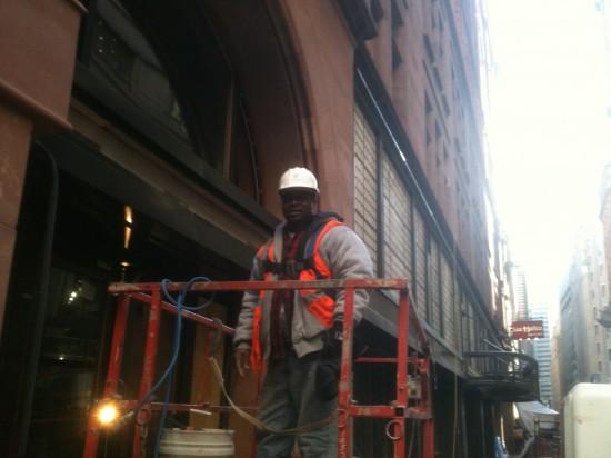 Corbin Building 9 Michael Orekunrin Going Up