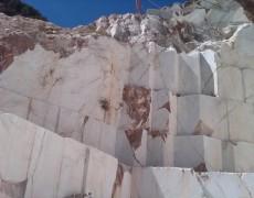 Frank and Ralph Petrillo Visit Italian Quarry