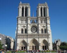 Notre Dame of Paris in Peril