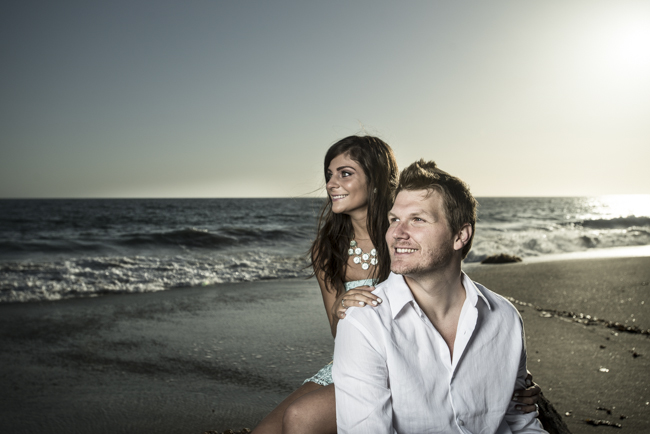 engagment photographer Malibu