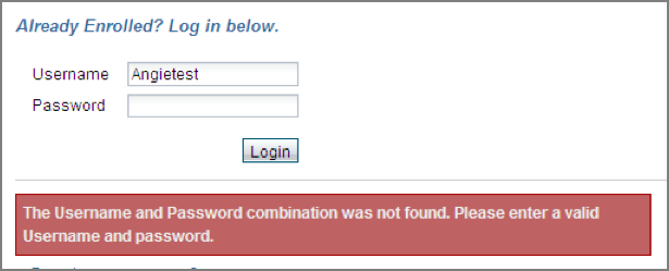 Regional healthcare provider patient portal registration form