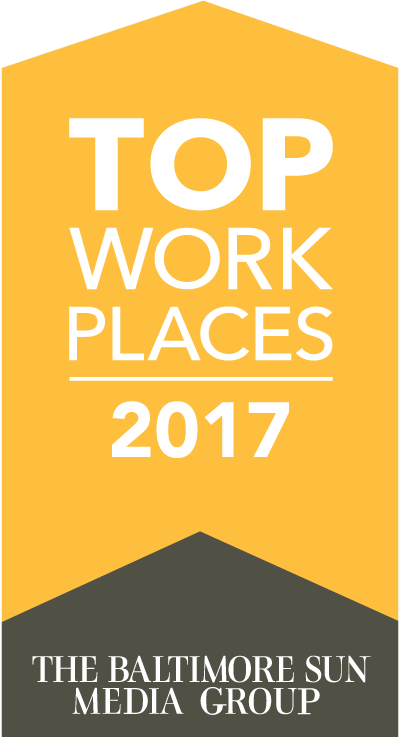 Baltimore Sun 2017 Top Workplace