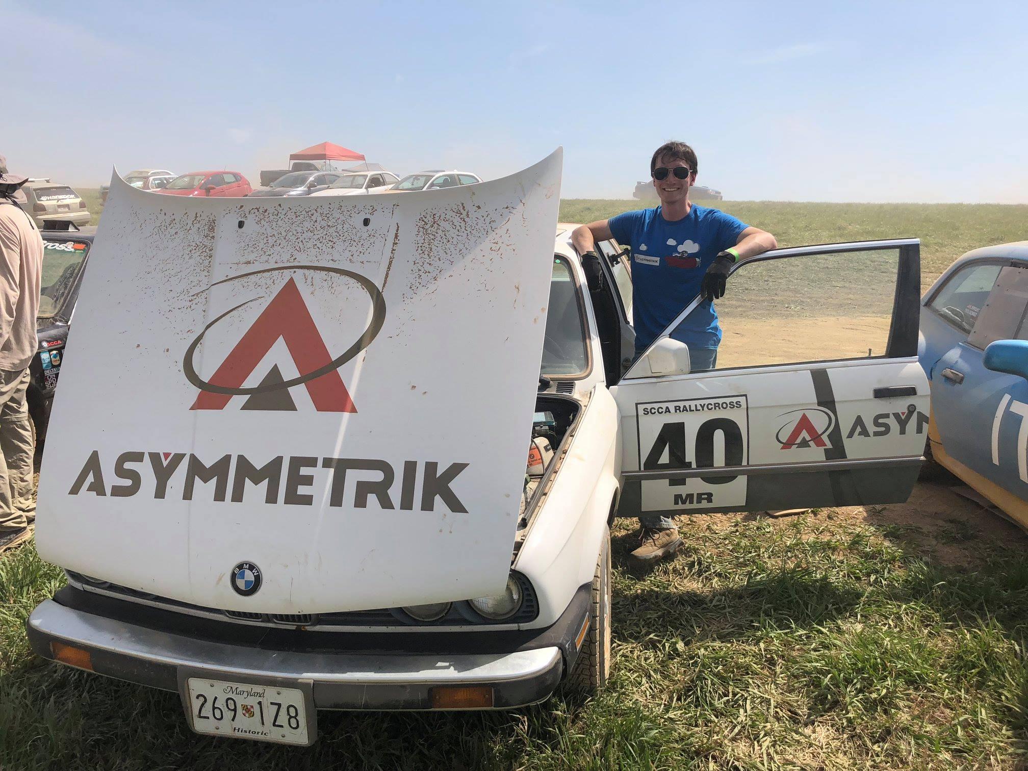 Asymmetrik Rallycar Rallycross
