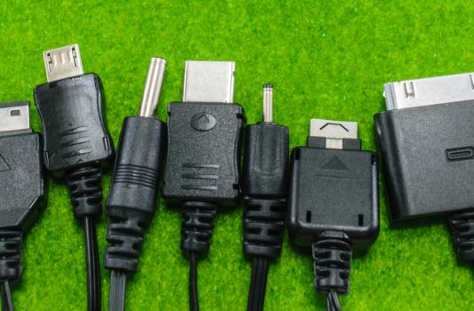 electrical plugs usb assortment
