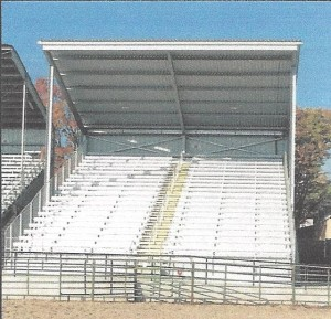 section 8 grandstand seating