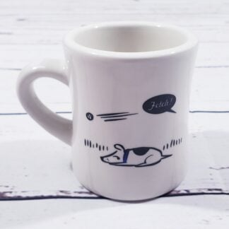 Bad Dog Coffee Mug - Fetch