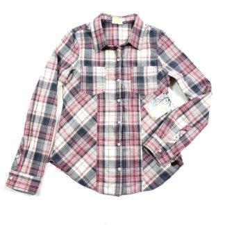 Roxy Plaid Shirt