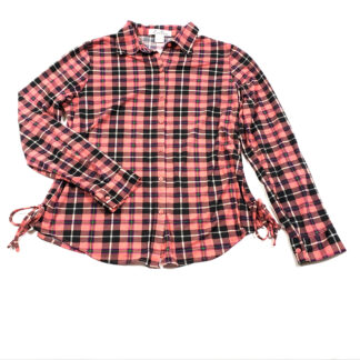 Love Potion Plaid Shirt