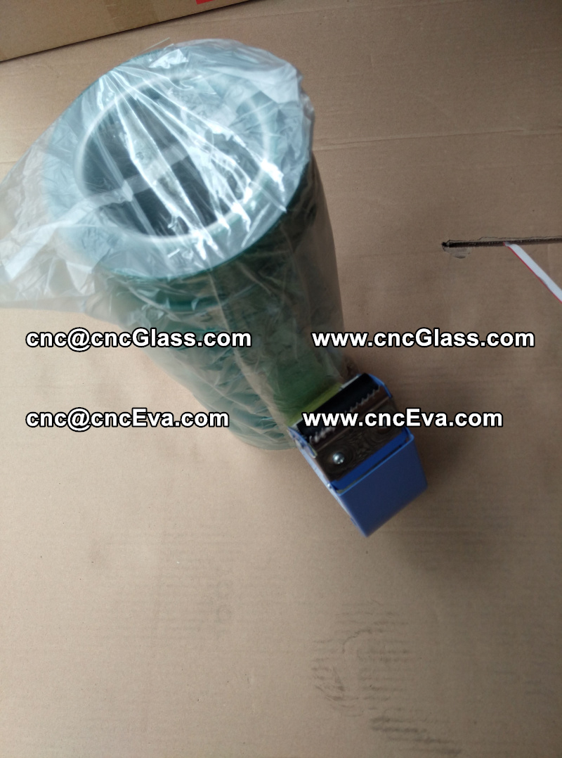 Oven green tape Green Vacuum Tape Lami green tape (1)