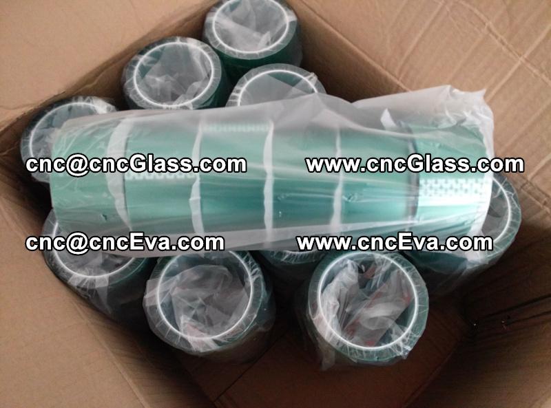 Oven green tape Green Vacuum Tape Lami green tape (3)