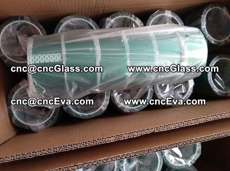 Oven green tape Green Vacuum Tape Lami green tape (6)