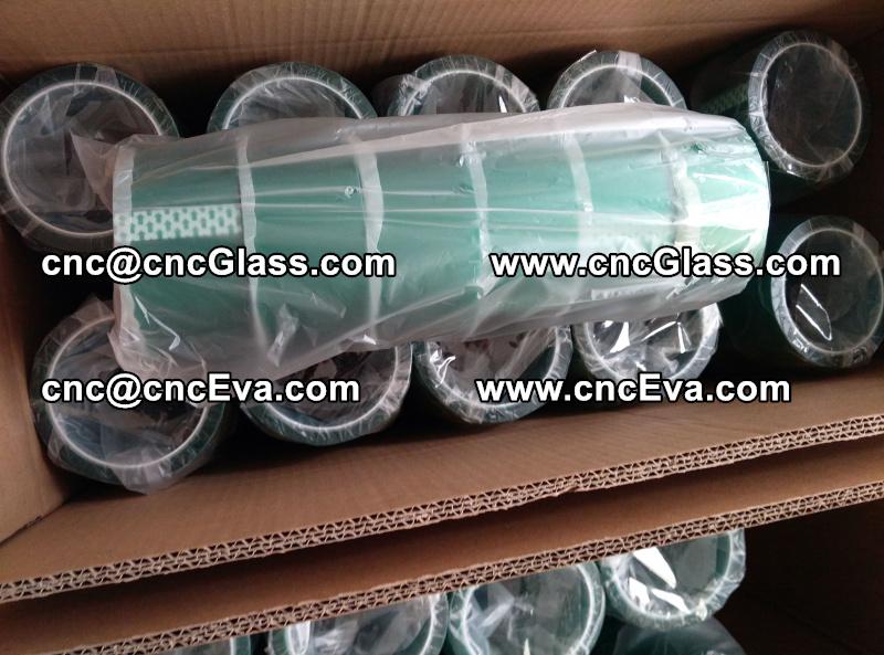 Oven green tape Green Vacuum Tape Lami green tape (7)