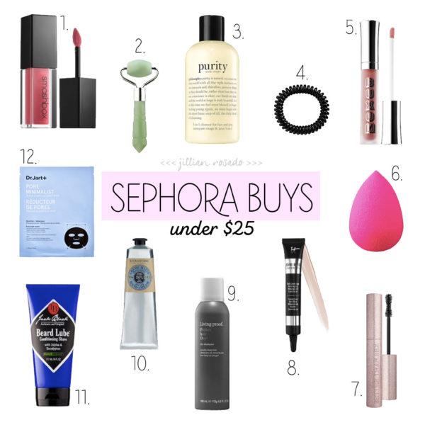 Sephora VIB Sale Under $25 Best Sellers