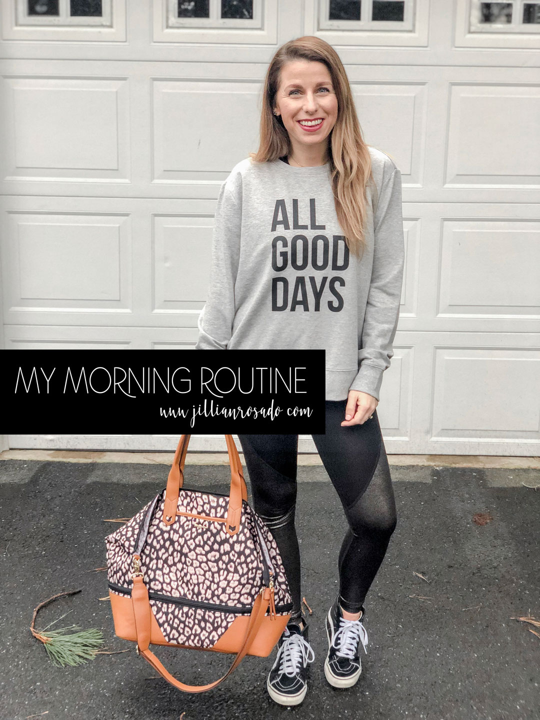Morning Routine Stella & Dot Jillian Rosado