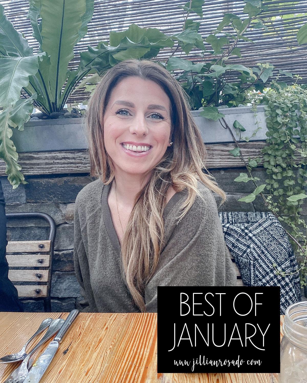 Best Sellers of January 2020 Jillian Rosado