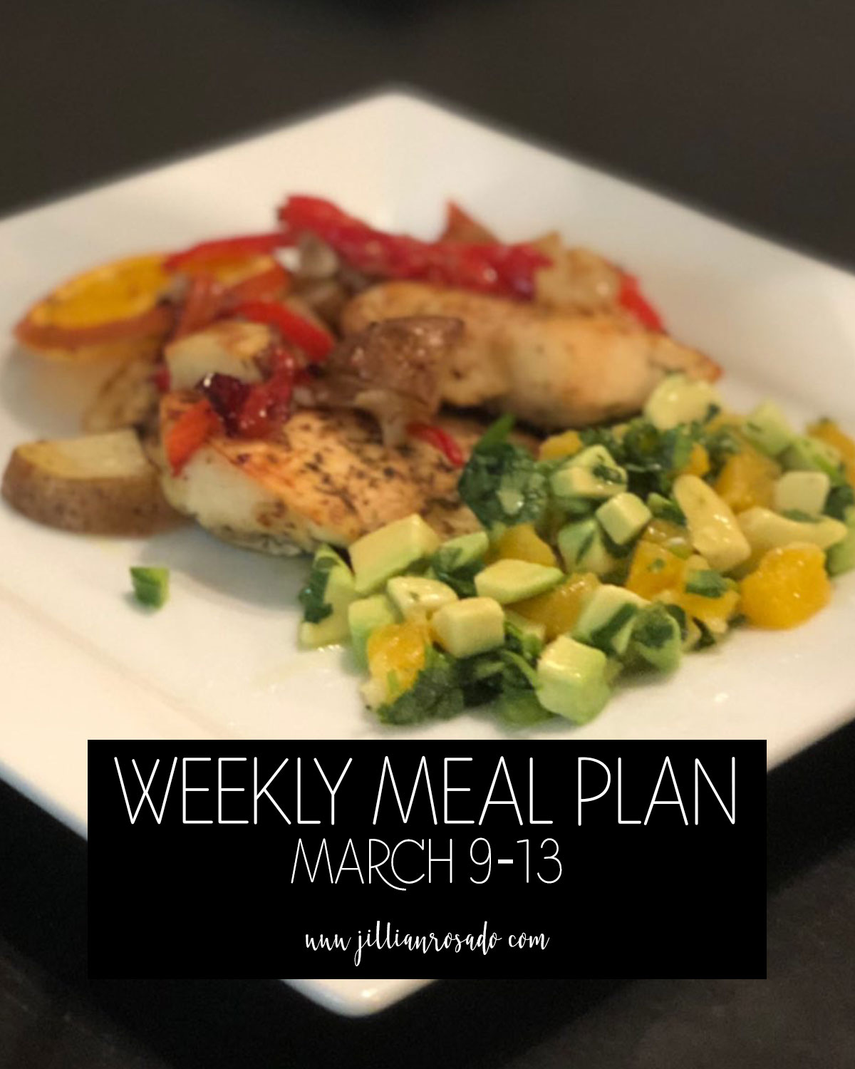 Weekly Meal Plan Skinnytaste Recipes
