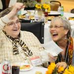 Eldergivers Art with Elders Exhibit on 10/26/14 at Laguna Honda Hospital, Gerald Simon Theatre.