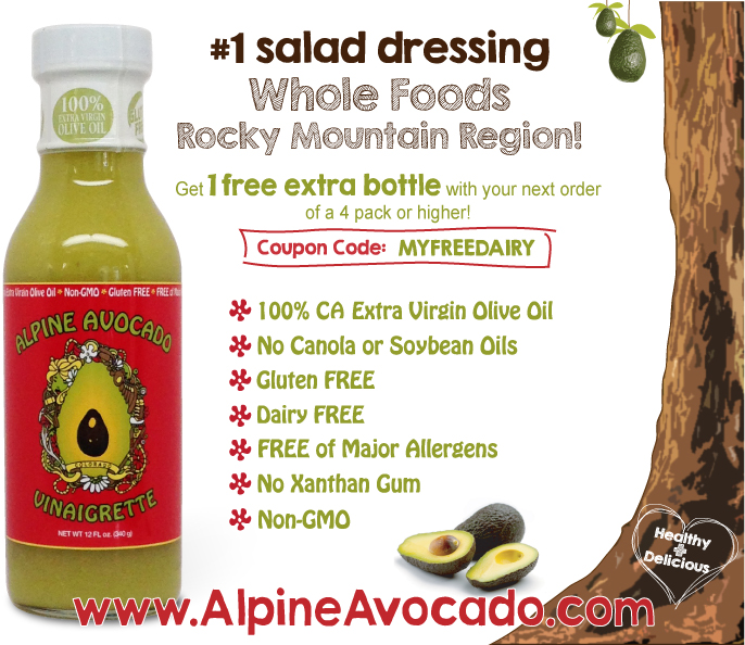 Free Alpine avocado coupon
