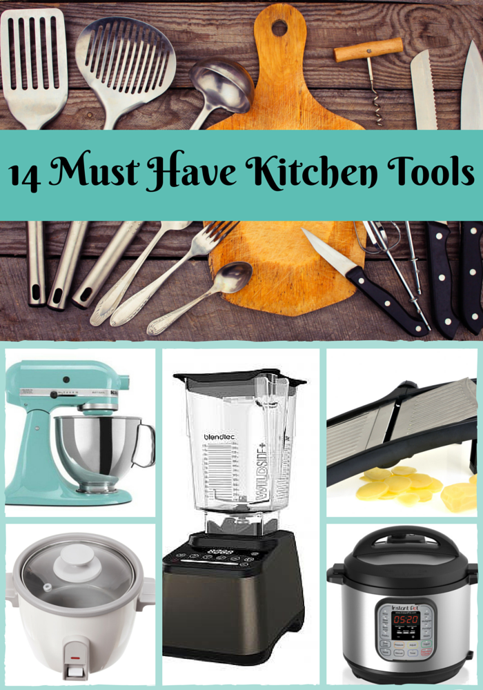 14 Must Have Cooking Tools - My DairyFree GlutenFree Life
