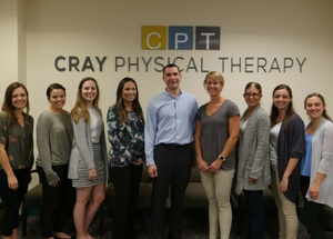 Cray Physical Therapy Team