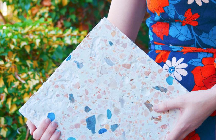 DIY Terrazzo Tiles: Home Renovation Diaries #2