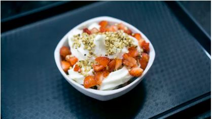 cottage cheese is great for fat burning and sweet cravings