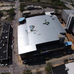 An Aerial View of the Citrix Campus Under Construction Raleigh NC