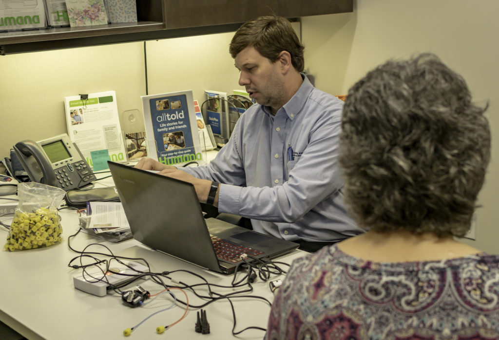 Accessible Hearing Aids makes house calls