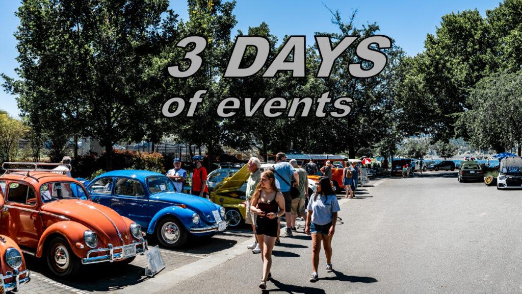 Okanagan Euro Car Show
