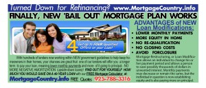 'Bail Out' Money Finally Working in New Mortgage Loan Mods