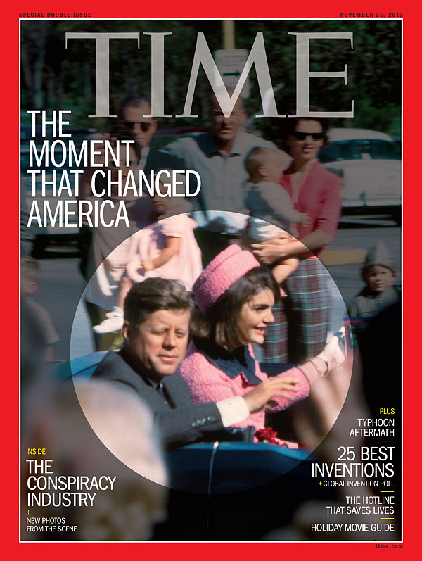 KENNEDY ASSASSINATION – I Saw How  One Moment Changed America