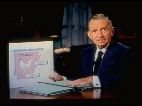 ross perot larger with board