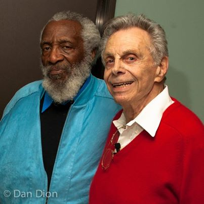 Mort Sahl Treats Hardcore Fans Weekly with 60 Years of First HandPolitics