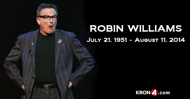 ROBIN WILLIAMS – Charlie Chaplin of our Time – Remembrances, Zelda