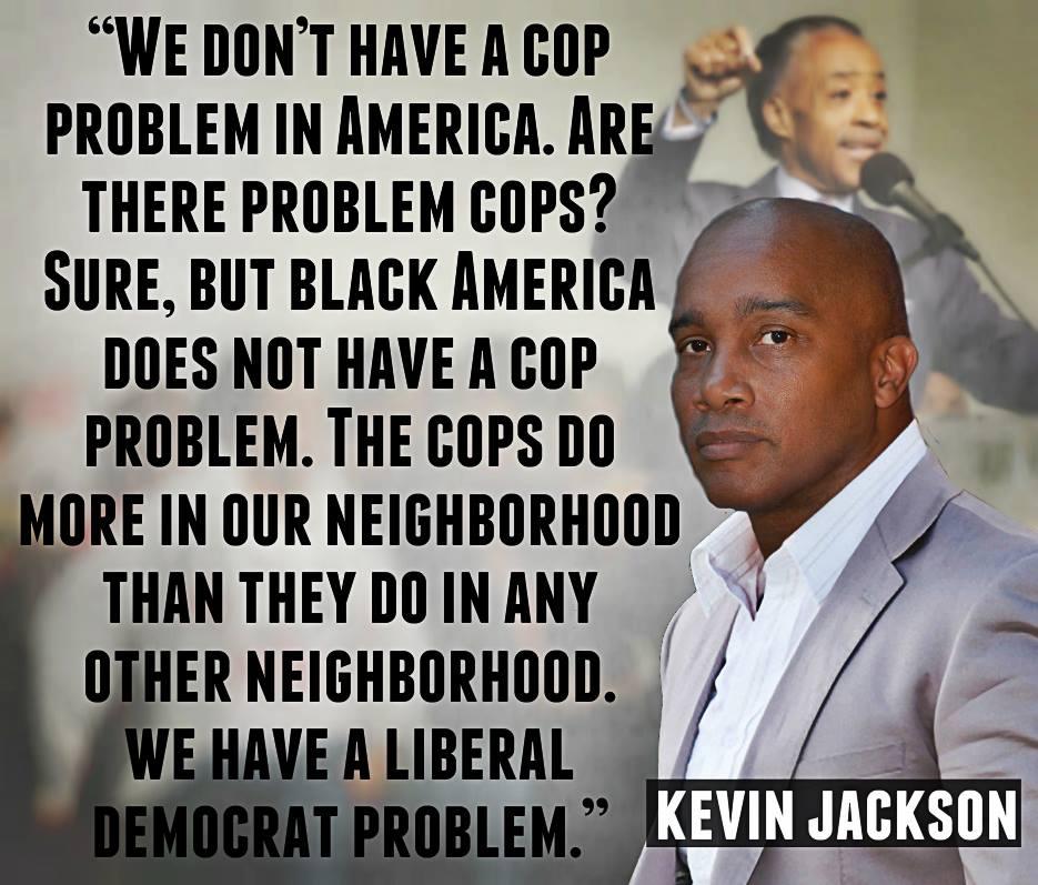 kj not a cop problem