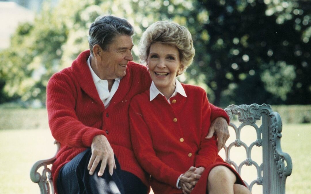 Near Assassination 'Second Chance' May Have Spurred On Reagans to Even Greater Heights