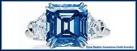 Eyes Desire Gemstone Gold Jewelry