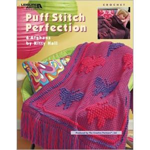 Puff Stitch Perfection - LeisureArts eBook