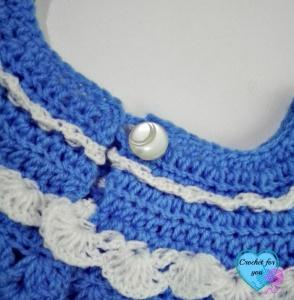 Mama's Sweetheart! Toddler Dress/Tunic - free crochet pattern